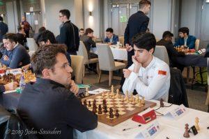 Aronian og Tari kan møtes igjen i Batumi