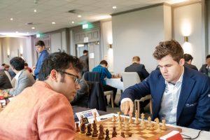 Carlsen med overbevisende seier mot Ganguly