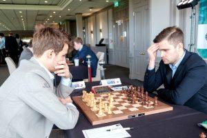 Carlsen spilte feil trekk, men slo Matlakov likevel