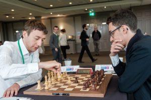 McShane buerde vunnet, men Caruana slapp unna