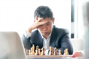 Wang Hao vant FIDE Chess.com Grand Swiss 2019