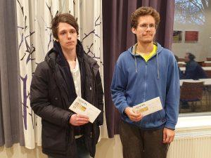 Hobber og Brodtkorb tok de to første plassene i Hønefoss Grand Prix