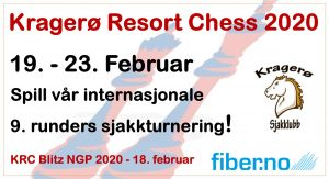Kragerø Resort Chess 2020