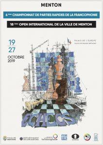 Ville de Menton Open 2019