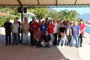 Deltakere i Third Saturday oktober