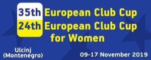 Europacupen for klubblag 2019