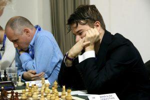 Bærums Stokstad og Mihajlov vant i fjerde runde
