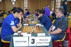 Vålerenga tapte mot laget fra Moskva