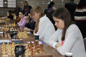 Russland tok gull i kvinneklassen