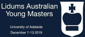 Lidums Australian Young Masters