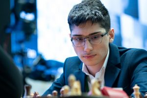 16-årige Firouzja imponerte med andreplass