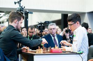 Det dramatiske partiet mellom Carlsen og Firouzja