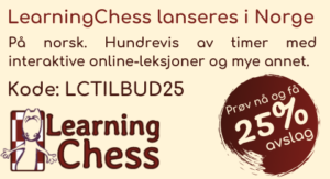 Learning Chess - interaktive nettkurs