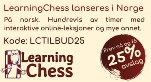 Learning Chess - interaktive nettkurs