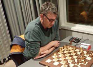 Simen Agdestein vant Det åpne NM i lynsjakk