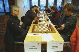 Asker og Tromsø spilte uavgjort i sjette runde