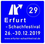 Erfurter Schachfestival 2019