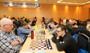 Fra Erfurter Schachfestival