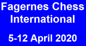 Fagernes Chess International 2020