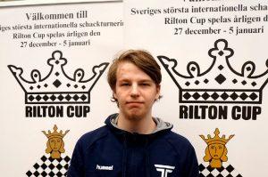 Vestby-Ellingsen sikret seg IM-tittelen i Rilton Cup
