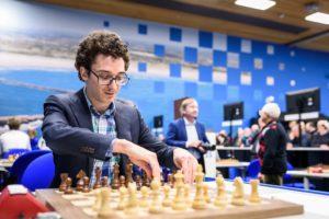 Caruana er på vei mot førsteplass i Tata Steel Chess