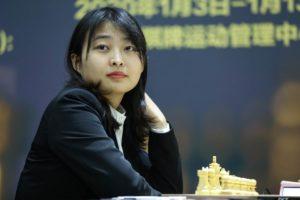 Wenjun Ju forsvarte sin VM-tittel for kvinner