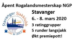 Åpent Rogalandsmesterskap 2020