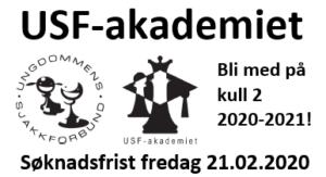 USF-akademiet - Bli med på kull 2!