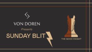 Von Doren Sunday Blitz