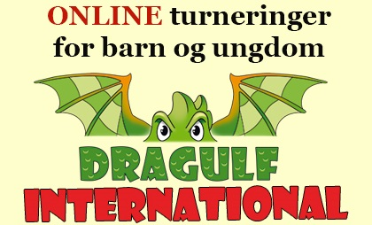 Dragulf International - online turneringer for barn og ungdom