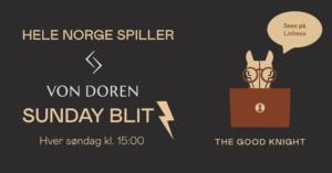 Von Doren Sunday Blitz Online