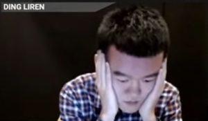 Ding Liren slo Carlsen og ble nummer to