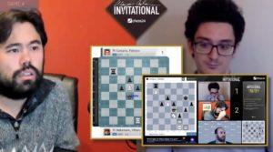 Nakamura slo Caruana i semifinalen