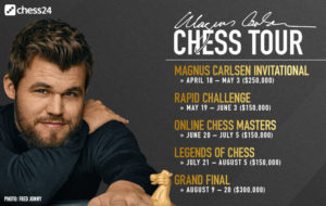 Magnus Carlsen Chess Tour 2020