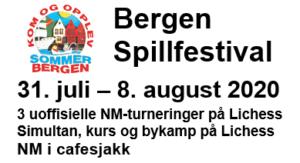 Bergen Spillfestival 2020