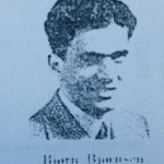 Bjørn-Kristian Bjørnsen, Stjernen SK har testamentert 8 mill kr til Norges Sjakkforbund. Bildet er fra 1950-tallet.