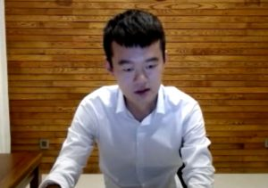 Ding Liren vant kvartfinalen og møter Carlsen i neste runde