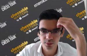 Giri er klar for semifinalen i Chessable Masters
