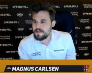 Carlsen vant Clutch Chess International 2020