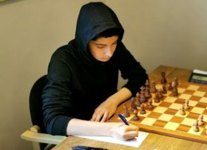 Elham Abdulrauf vant A-gruppen