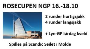 Rosecupen NGP i Molde