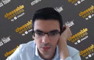 Giri er klar for finalen i Chessable Masters