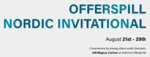 Offerspill Nordic Invitational 2020