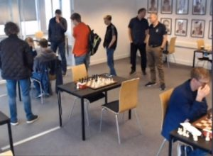 Fra kampen mellom Offerspill og Stavanger