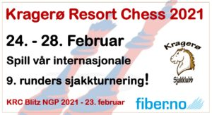 Kragerø Resort Chess 2021