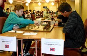 Sterk seier til Unneland mot Notkevich