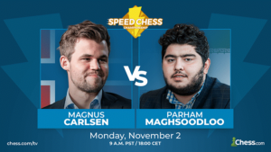 Carlsen med knusende seier mot Maghsoodloo