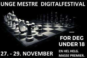 Unge mestre digital festival