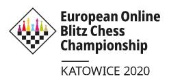 European Online Blitz Chess Championship 2020