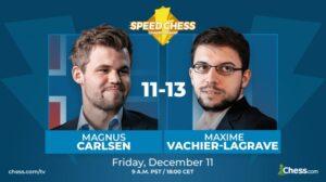 Carlsen tapte mot Vachier-Lagrave